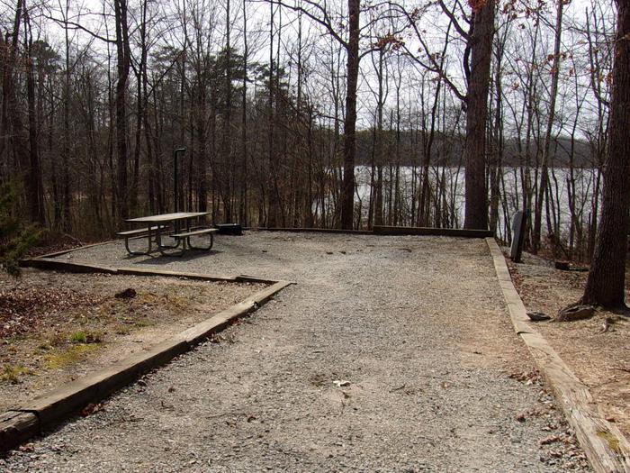 Rudds Creek CampgroundCampsite #41
