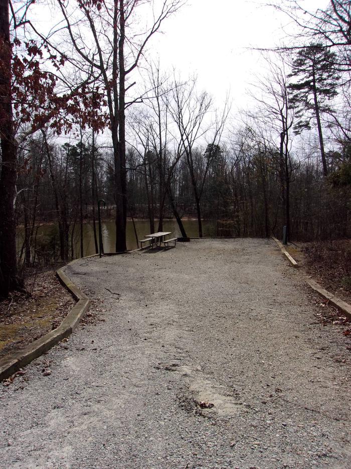 Rudds Creek CampgroundCampsite #42