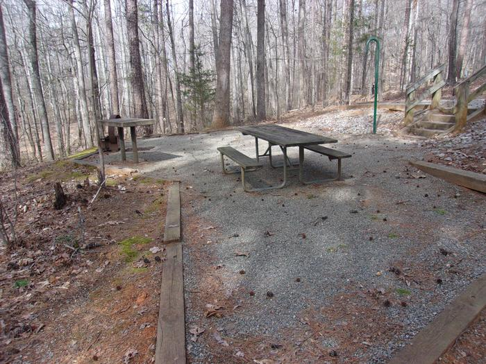 Rudds Creek CampgroundCampsite #54