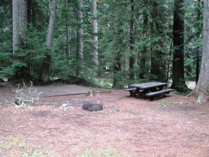 Silver Springs CampgroundSite 21