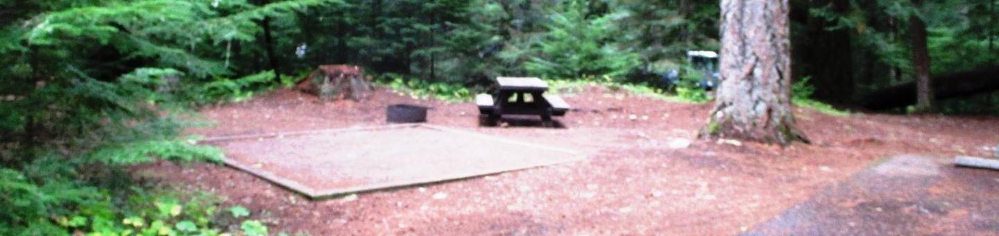 Silver Springs CampgroundSite 23