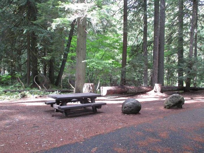 Silver Springs CampgroundSite 30