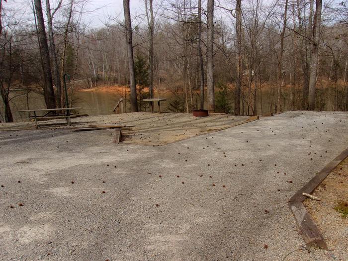 Rudds Creek CampgroundCampsite #67