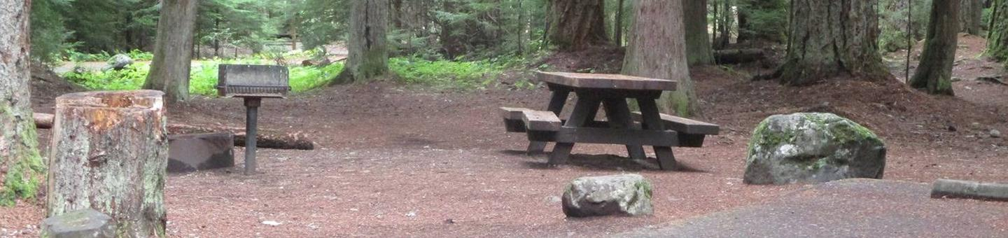 Silver Springs CampgroundSite 33