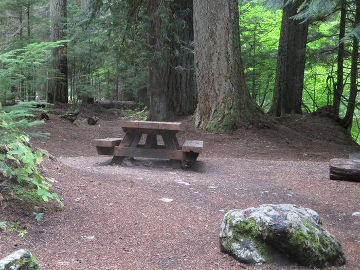 Silver Springs CampgroundSite 34