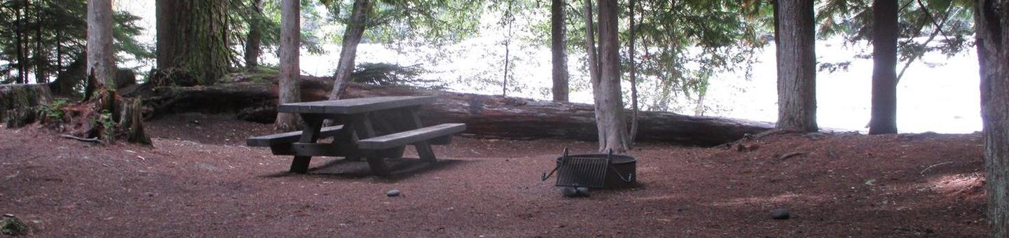Silver Springs CampgroundSite 39