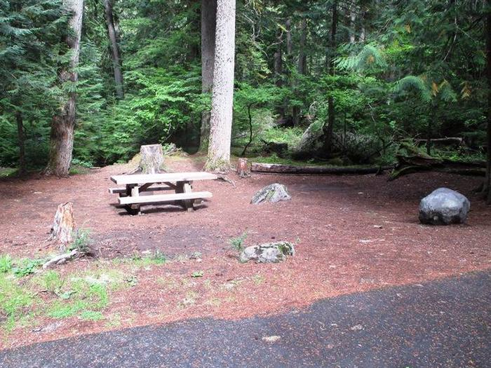 Silver Springs CampgroundSite 42