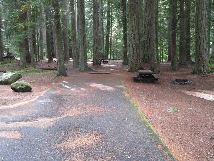 Silver Springs CampgroundSite 52