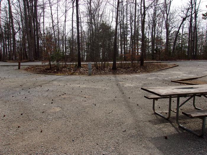 Rudds Creek CampgroundCampsite #70