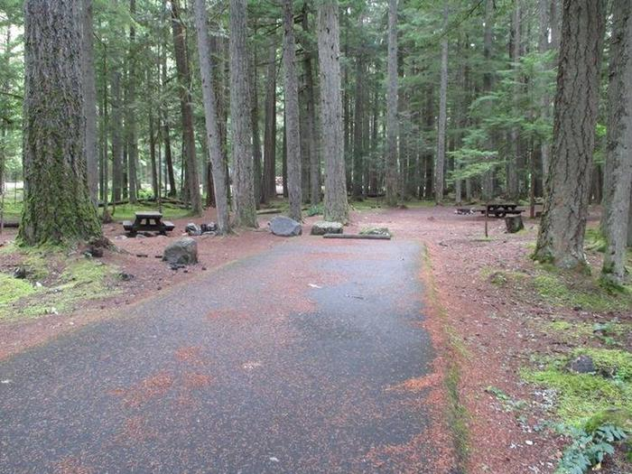Silver Springs CampgroundSite 55