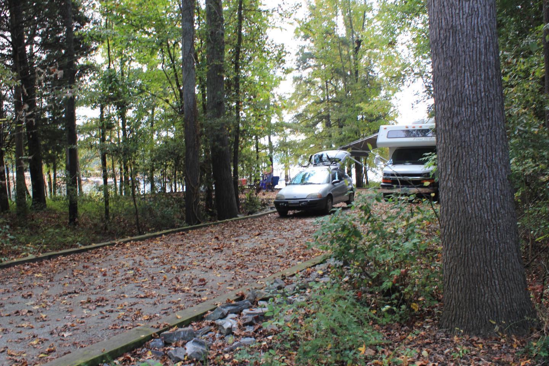 Rudds Creek CampgroundCampsite #85
