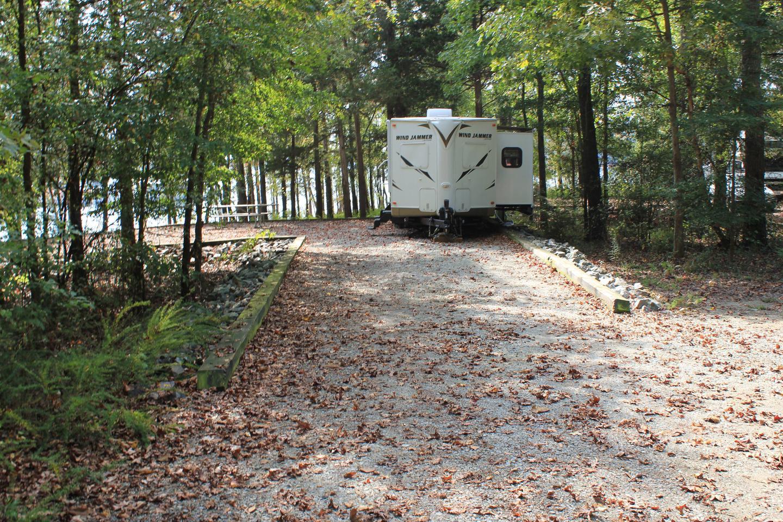 Rudds Creek CampgroundCampsite #87