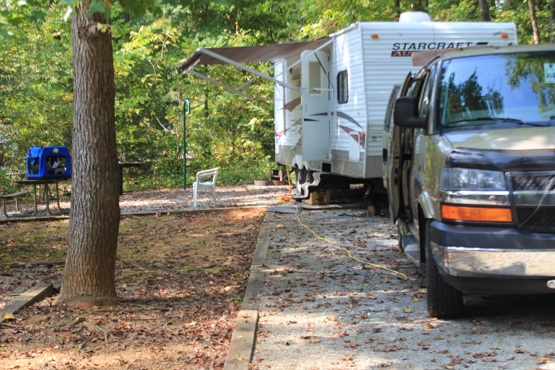 Rudd's Creek CampgroundCampsite #89