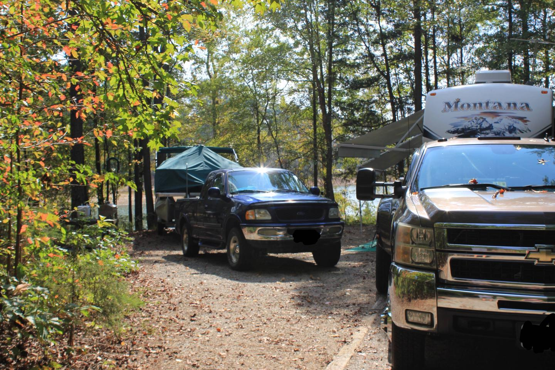 Rudds Creek CampgroundCampsite #95