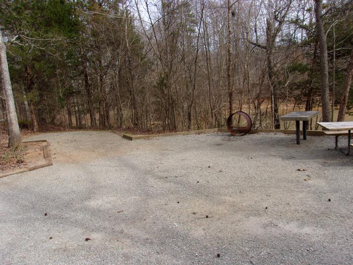 Rudds Creek CampgroundCampsite #99
