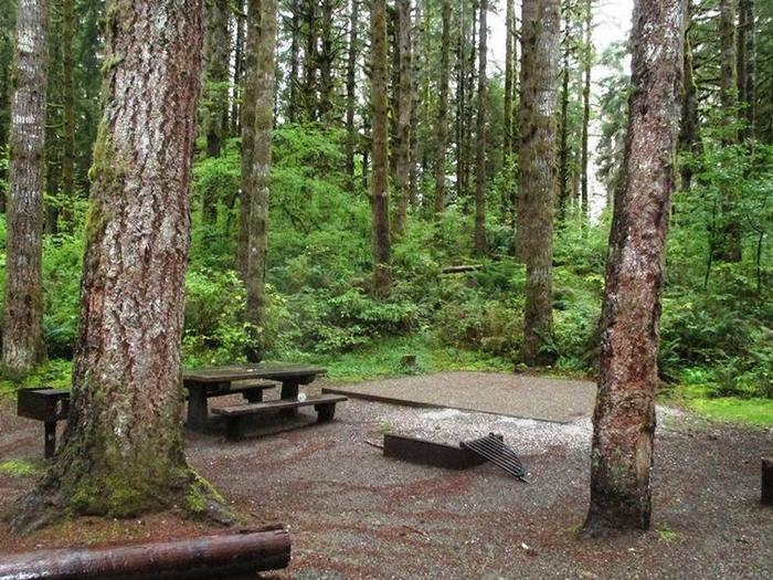 Horseshoe Cove CampgroundSite 10