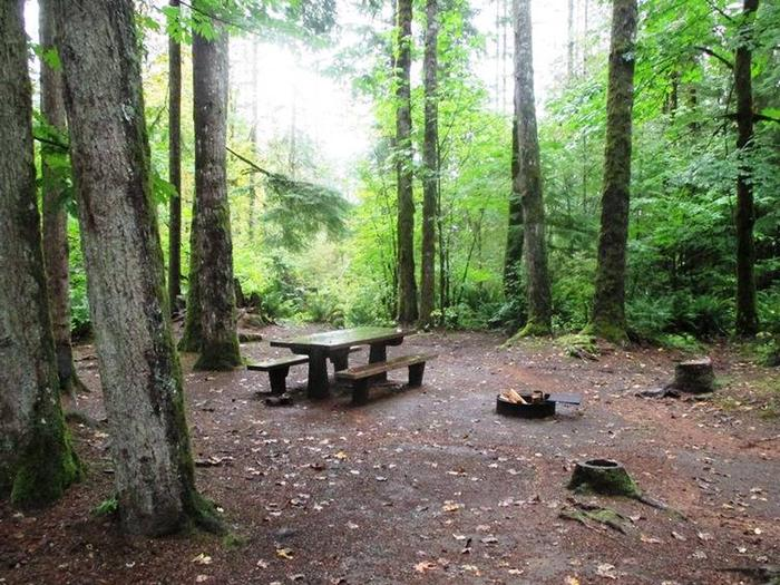 Horseshoe Cove CampgroundSite 27
