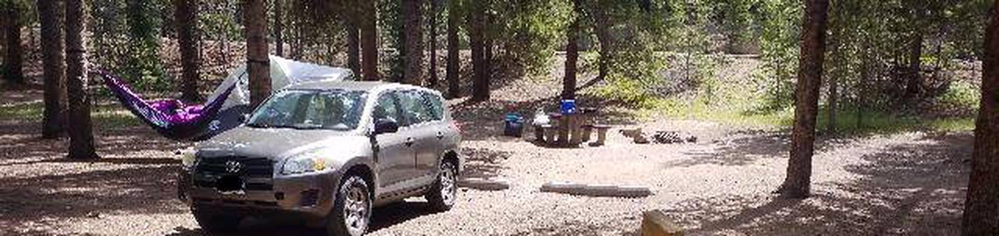 Baby Doe Campground, Site 20