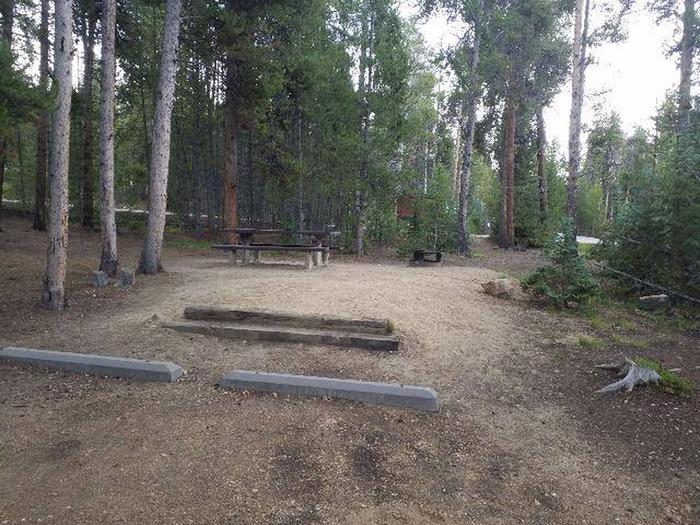 Baby Doe Campground, Site 26