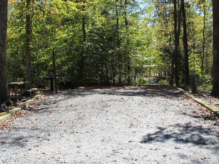 Longwood CampgroundCampsite #7