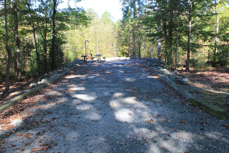 Longwood CampgroundCampsite #8