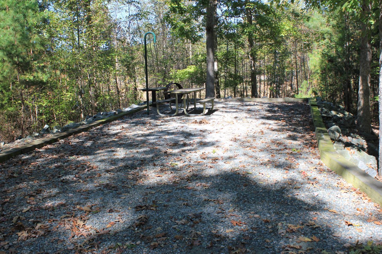 Longwood CampgroundCampsite #9