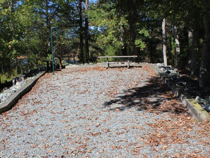 Longwood CampgroundCampsite #11