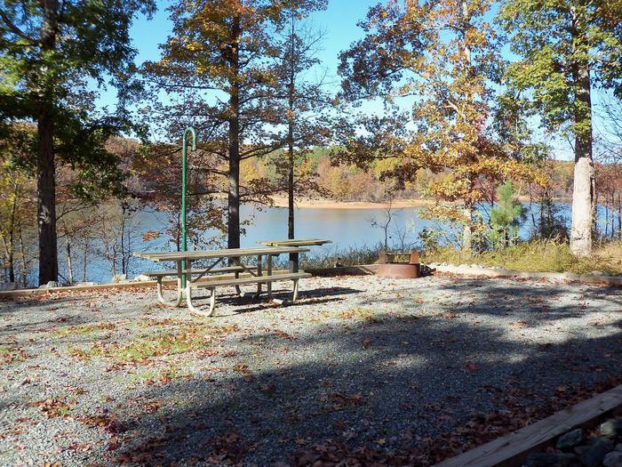 Longwood CampgroundCampsite #12