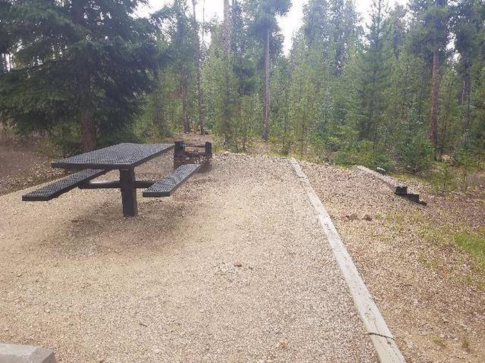 Baby Doe Campground, Site 39