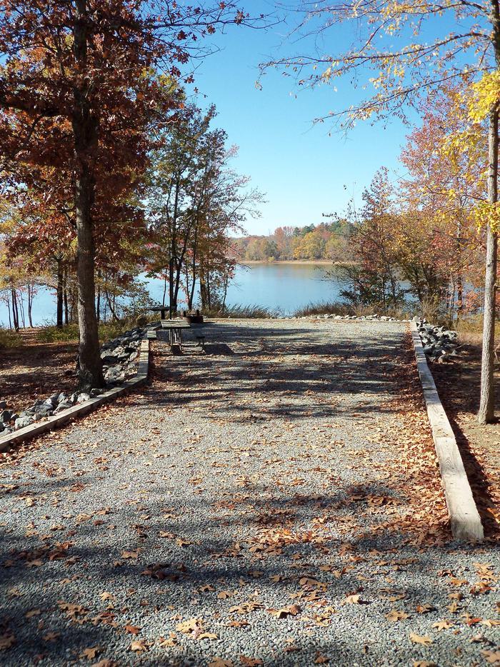 Longwood CampgroundCampsite #16