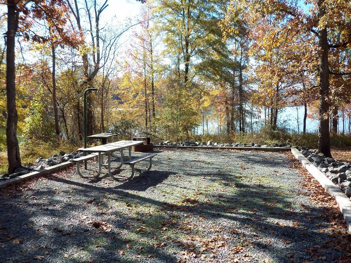 Longwood CampgroundCampsite #17