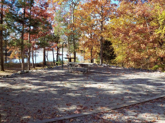 Longwood CampgroundCampsite #21