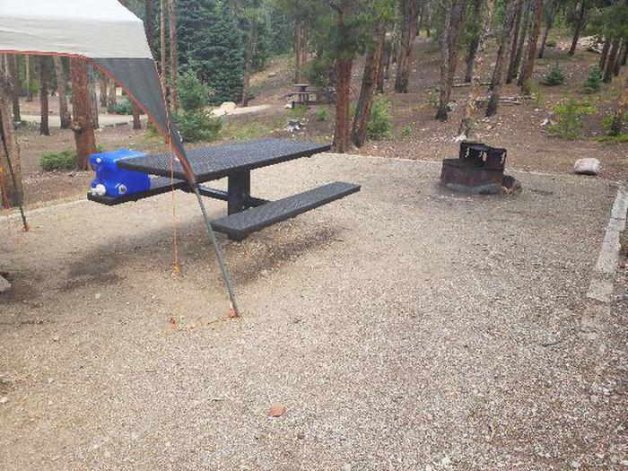 Baby Doe Campground, Site 41
