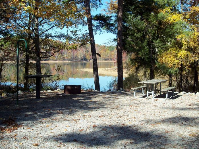 Longwood CampgroundCampsite #23