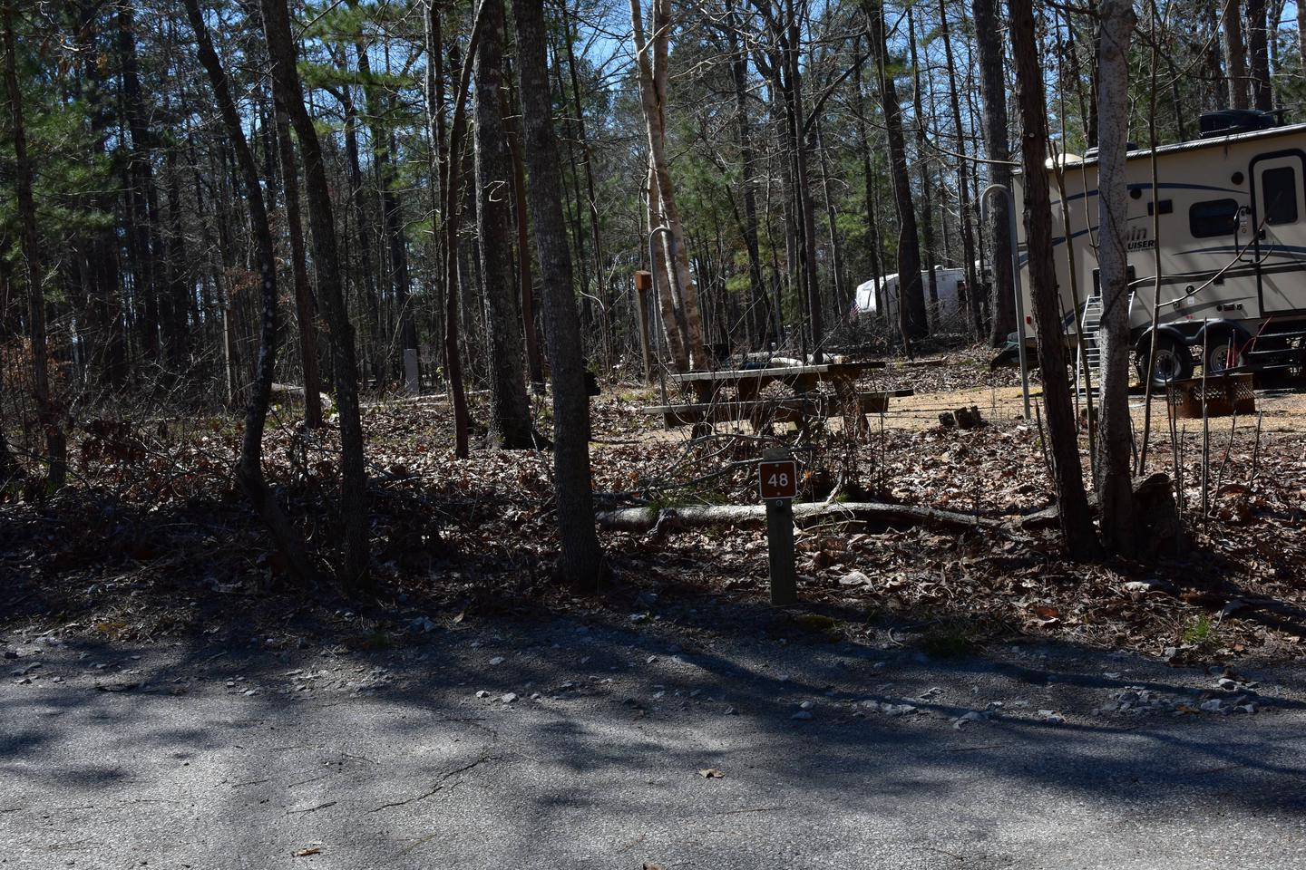 Hoot Owl Site 48-2Hoot Owl Site 48, March 6, 2020