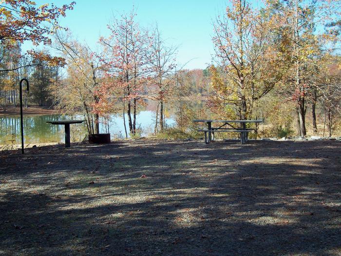 Longwood CampgroundCampsite #27