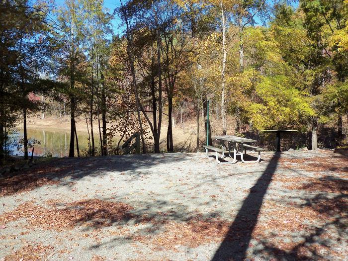 Longwood CampgroundCampsite #29