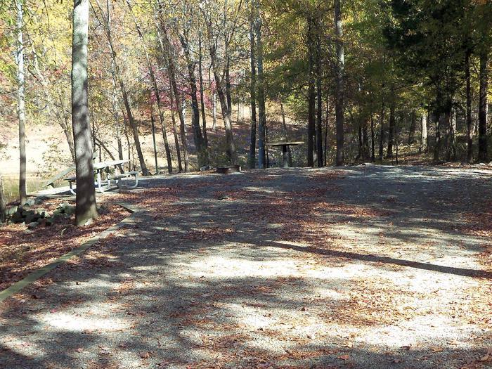 Longwood CampgroundCampsite #30
