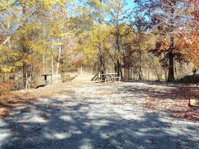 Longwood CampgroundCampsite #33