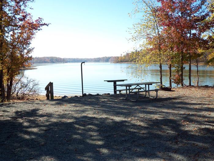 Longwood CampgroundCampsite #36