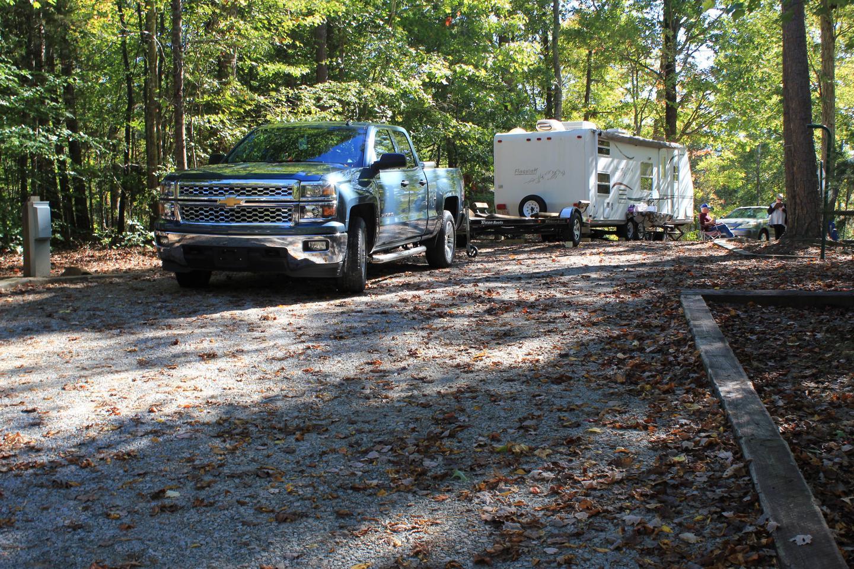 Longwood CampgroundCampsite #39