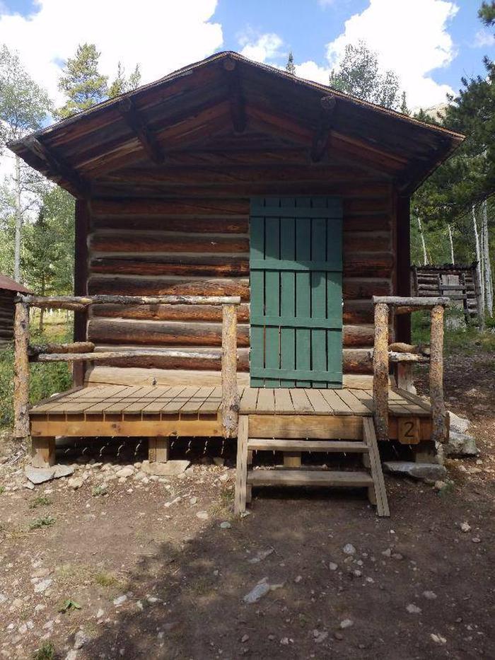 Crescent Mining Cabin 2