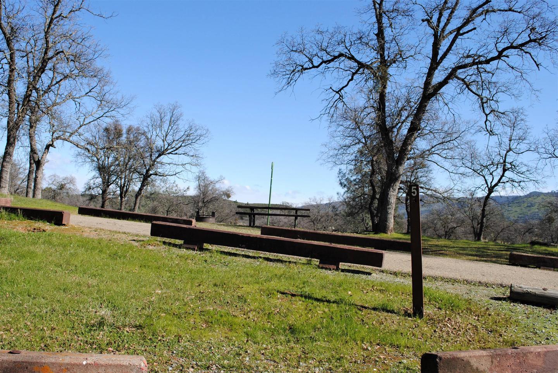 Acorn Campground Site 5Slip