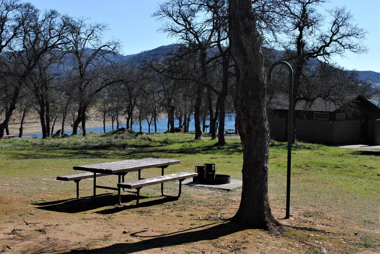 Acorn Campground Site 6 campPull through