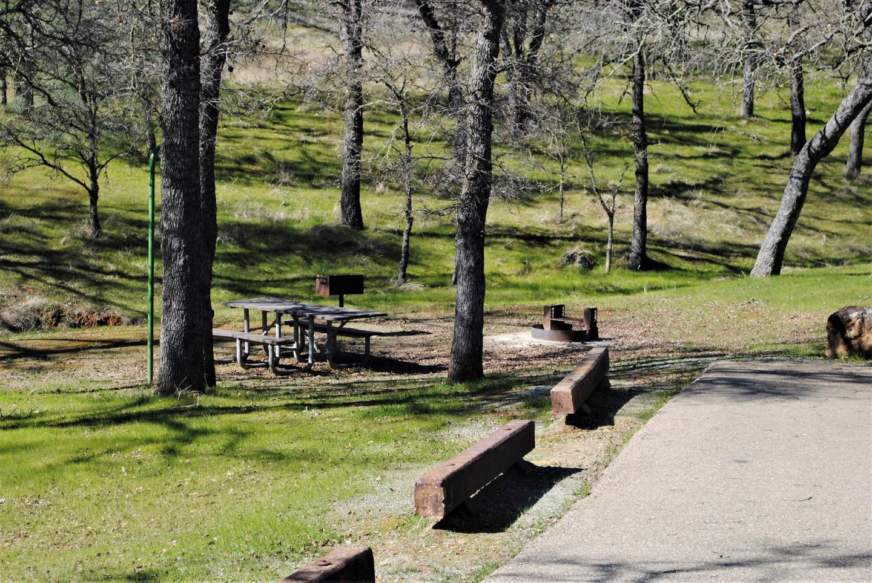 Acorn Campground Site 8 campSlip