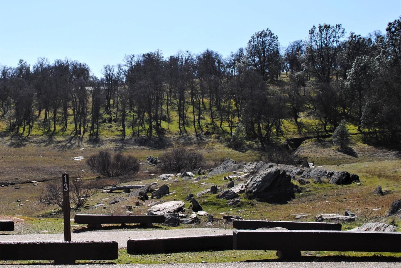 Acorn Campground Site 13 Slip