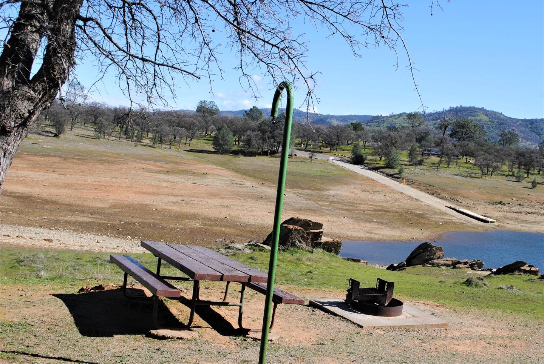 Acorn Campground Site 17 campSlip