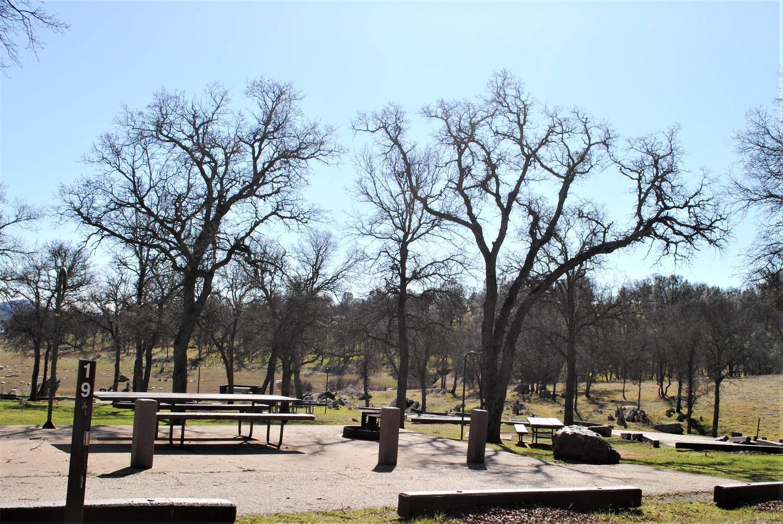 Acorn Campground Site 19Handicap Slip