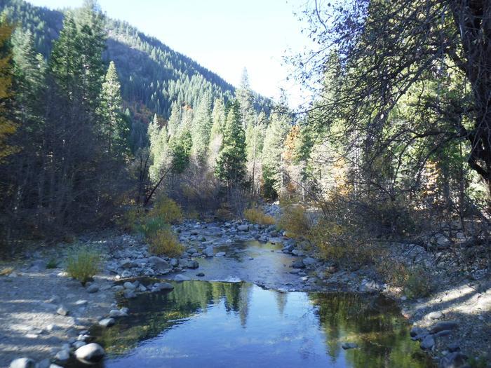 Haypress Creek