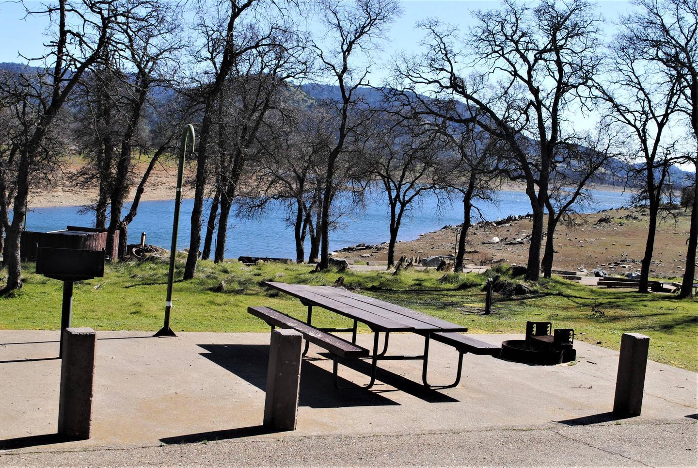 Acorn Campground Site 20 campHandicap Slip